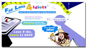fat loss 4 idiots review picture